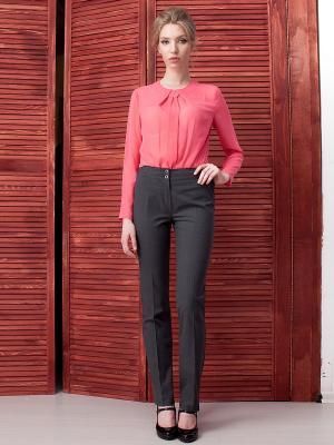 Блузка KEY FASHION. Цвет: фуксия