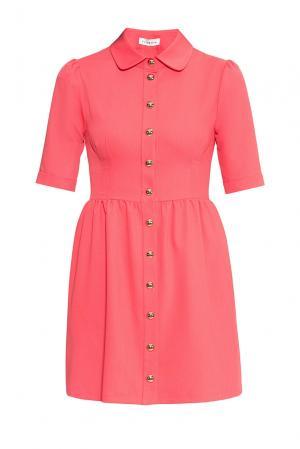 Flashin Платье из вискозы 176558 Flashin'. Цвет: розовый