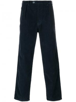 Suedois corduroy trousers Bleu De Paname. Цвет: синий