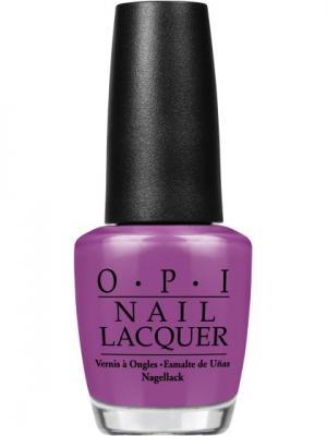 Opi Лак для ногтей I Manicure for Beads, 15 мл. Цвет: фиолетовый