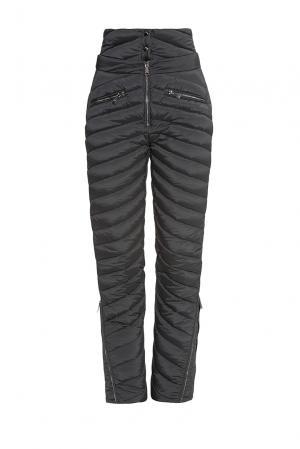 Пуховые брюки 175020 Odri. Цвет: черный