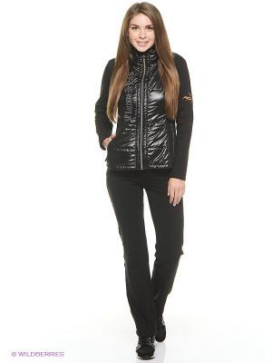 Куртка Sport Vision. Цвет: черный