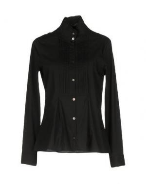 Pубашка MESSAGERIE. Цвет: черный