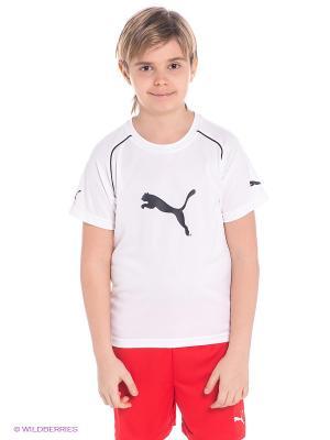 Ringer Jersey Puma. Цвет: белый