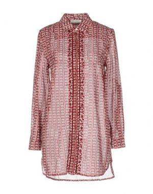 Pубашка BELLA JONES. Цвет: пурпурный