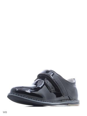 Туфли Mursu. Цвет: черный