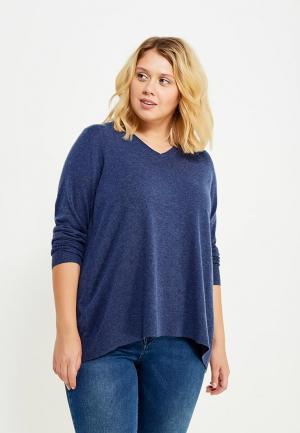 Пуловер Elena Miro. Цвет: синий