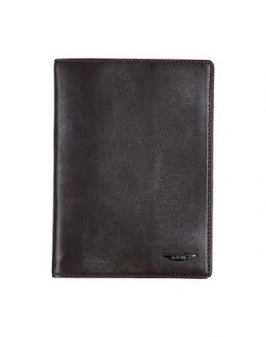 Чехол для документов GIUDI. Цвет: темно-коричневый