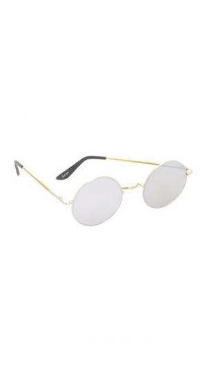 Зеркальные солнцезащитные очки Junita Sunday Somewhere