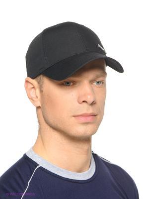 Кепка SE M BADGE CAP Reebok. Цвет: черный