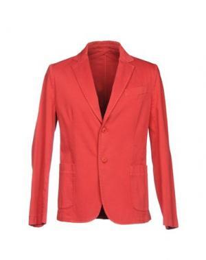 Пиджак EN AVANCE. Цвет: красно-коричневый