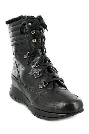 Ботинки STEPHANE KELIAN. Цвет: черный