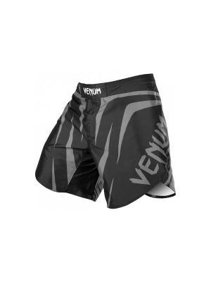 Шорты MMA Venum Sharp Silver Arrow. Цвет: серый, черный