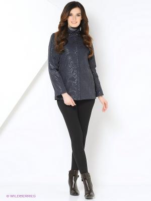 Куртки SERENA Maritta. Цвет: синий