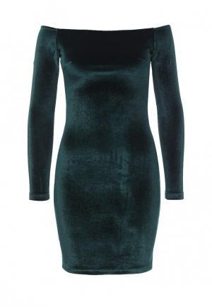 Платье adL. Цвет: зеленый