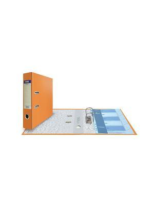 Регистратор PVC 75мм classic оранжевый Expert Complete. Цвет: оранжевый