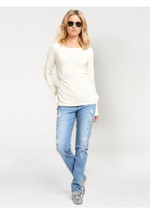 Пуловер B.C. BEST CONNECTIONS by Heine. Цвет: экрю