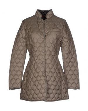 Куртка JAN MAYEN. Цвет: голубиный серый
