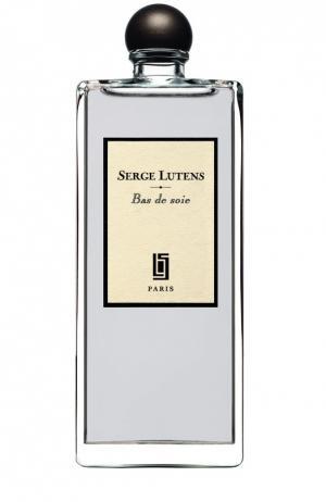 Парфюмерная вода Bas de Soie Serge Lutens. Цвет: бесцветный