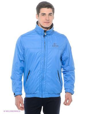 Куртка Stonecast. Цвет: голубой