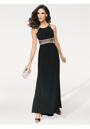 Вечернее платье ASHLEY BROOKE by Heine. Цвет: черный