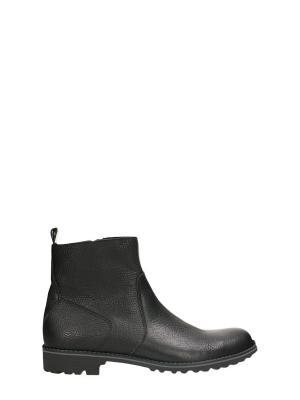 Ботинки GINO ROSSI. Цвет: черный
