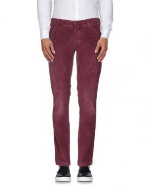 Повседневные брюки CYCLE. Цвет: розовато-лиловый