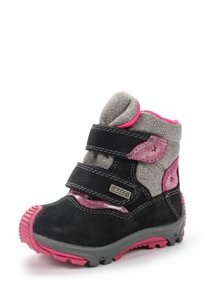 Ботинки Bartek. Цвет: черный