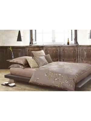 Комплект постельного белья, Семейный Sofi de Marko. Цвет: серый