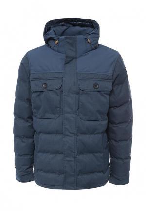 Куртка утепленная Icepeak. Цвет: синий
