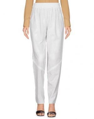 Повседневные брюки JONATHAN SIMKHAI. Цвет: белый