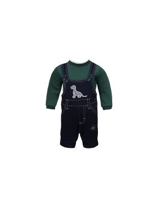 Комплект Children Wear. Цвет: зеленый