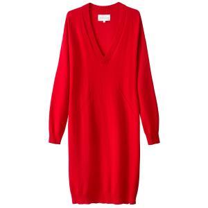 Платье-пуловер прямое с длинными рукавами SUD EXPRESS. Цвет: черный