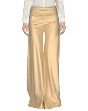 Повседневные брюки SUCRETTE. Цвет: бежевый