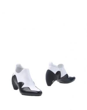 Ботинки COURRÈGES. Цвет: черный