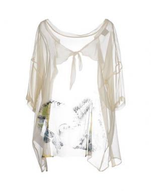 Блузка ...À_LA_FOIS.... Цвет: слоновая кость
