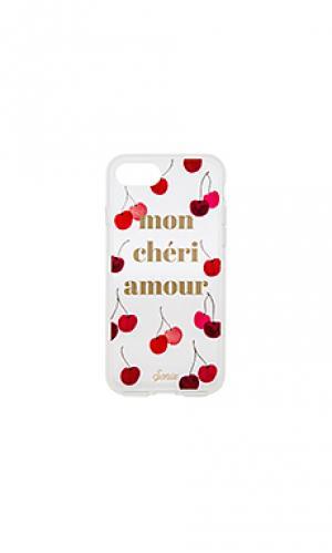Чехол для iphone 7 mon cheri Sonix. Цвет: красный