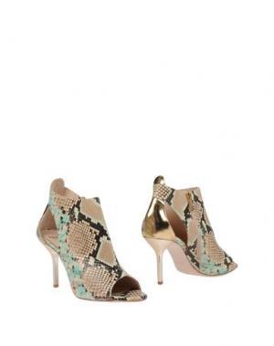 Ботинки FESTA MILANO. Цвет: слоновая кость