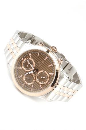 Наручные часы Essence. Цвет: стальной, розовый, коричневый