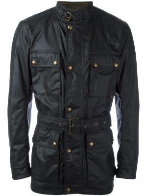 Куртка Roadmaster Belstaff. Цвет: чёрный