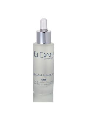 Активная регенерирующая сыворотка EGF ELDAN cosmetics. Цвет: прозрачный