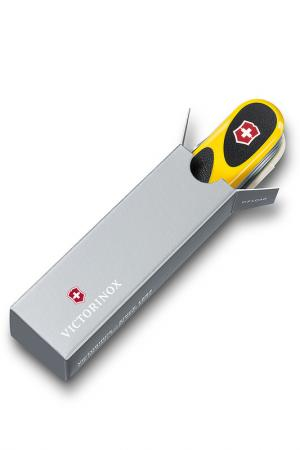 Нож перочинный 15 функций Victorinox. Цвет: желтый
