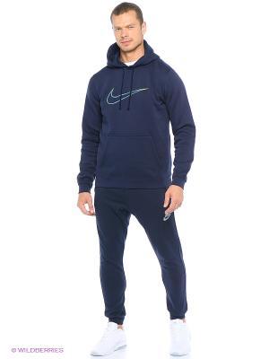 Брюки M NSW AV15 JGGR FLC Nike. Цвет: синий
