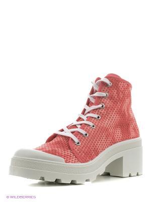 Ботильоны El Tempo. Цвет: розовый