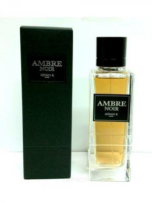 Туалетная вода Ambre Noir men Линии JOHAN B GEPARLYS. Цвет: золотистый