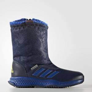 Сапоги RapidaSnow  Performance adidas. Цвет: желтый