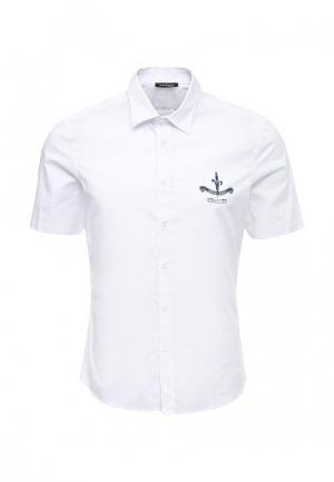 Рубашка Cesare Paciotti. Цвет: белый