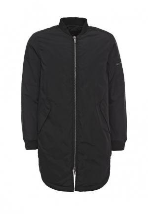 Куртка утепленная ADPT. Цвет: черный