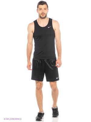 Шорты ACADEMY JAQUARD SHORT Nike. Цвет: черный