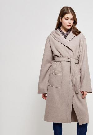 Пальто Magwear. Цвет: бежевый